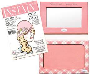 TheBalm INSTAIN Long-Wearing Powder Staining Blush Argyle