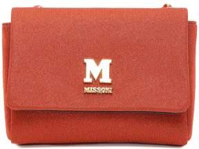 M Missoni Logo Shoulder Bag