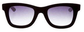 Italia Independent Velvet Gradient Sunglasses