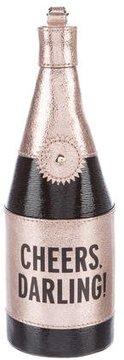 Kate Spade Chestnut Street Champagne Wristlet - BLACK - STYLE