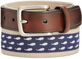 Club Room Men's Casual Dress Belt, Created for Macy's