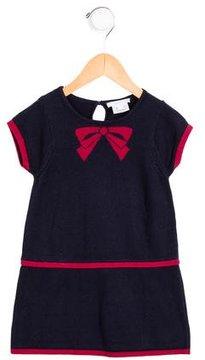 Jacadi Girls' Intarsia A-Line Dress