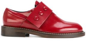 Marni tab buckle loafers