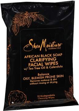 Shea Moisture Sheamoisture SheaMoisture African Black Soap Facial Wipes