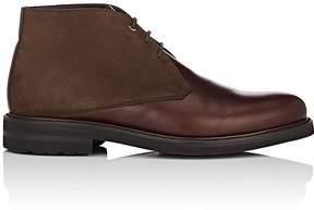 WANT Les Essentiels Men's Stewart Leather & Nubuck Chukka Boots