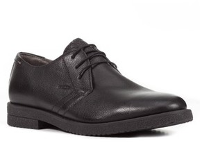 Geox Men's Brandled Plain Toe Derby
