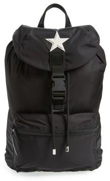 Givenchy Men's Obs Backpack - Black