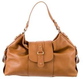 Giorgio Armani Leather Hobo
