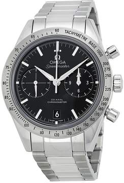 Omega Speedmaster Chronograph Black Dial Steel Men's Watch 33110425101001