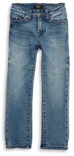 7 For All Mankind Boy's Slimmy Jeans