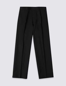 Marks and Spencer Boys' Regular Leg Trousers