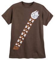 Disney Chewbacca Bandolier T-Shirt for Men