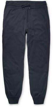 Loro Piana Tapered Cashmere And Silk-Blend Sweatpants