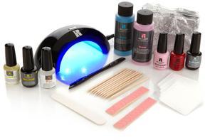 Red Carpet Manicure LED Nail Gel Customized Kit