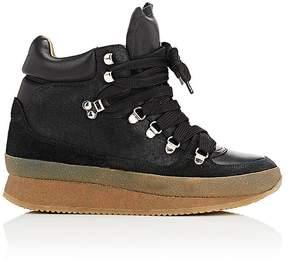 Isabel Marant Women's Brent Concealed-Wedge Sneakers