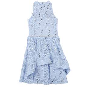 Speechless Girls 7-16 Sequin Lace High-Low Overlay Dress