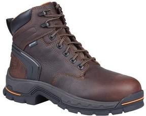 Timberland Unisex 6' Stockdale GripMax Alloy Toe Work Boot