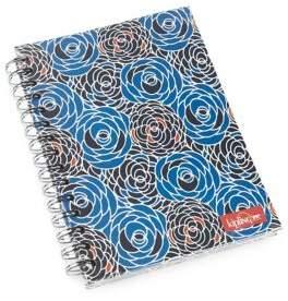 Kipling Floral Hardcover Spiral Notebook - POSIES - STYLE