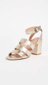 Madewell Bistra 3 Strap Sandal