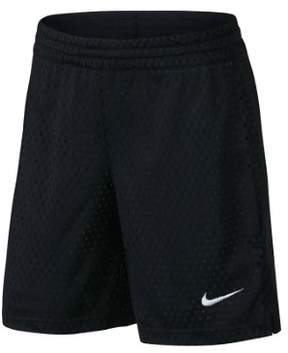 Nike Big Girls' (7-16) Dri-Fit 7' Mesh Training Shorts