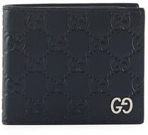 Gucci Signature Leather Wallet