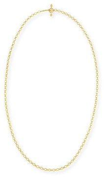 Elizabeth Locke Cortina 19k Gold Link Necklace, 31L