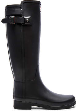 Hunter Refined Back Strap Rain Boot