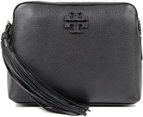 Tory Burch Taylor Camera Bag - BLACK - STYLE