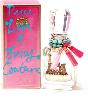 Juicy Couture Peace, Love, & Juicy for Women Eau de Parfum Spray, 1.7 oz./ 50 mL
