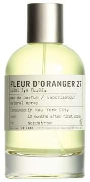Le Labo 'Fleur D'Oranger 27' Eau De Parfum