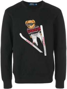 Polo Ralph Lauren ski teddy jumper