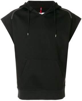 Oamc sleeveless hoodie