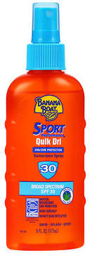 Banana Boat Sport Performance Quick Dri Sunscreen Spray, SPF 30