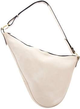 Delvaux Beige Leather Handbag