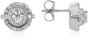 Forzieri 0.84 ctw Diamond 18K White Gold Earrings