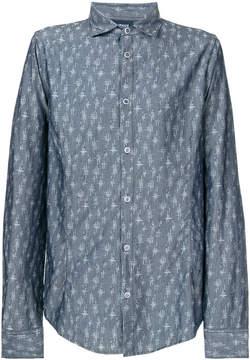 Armani Jeans classic pattern shirt