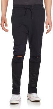 Drifter Solid Drawstring Jogger Pants