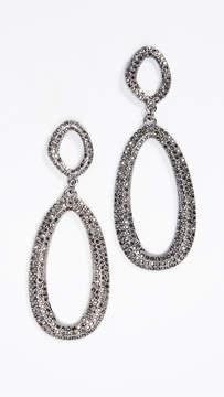 BaubleBar Daviana Hoop Earrings