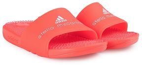 adidas by Stella McCartney Adissange Rubber Slide Sandals