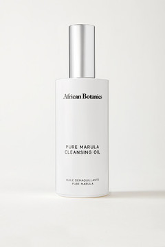 African Botanics - Pure Marula Cleansing Oil, 100ml - Colorless