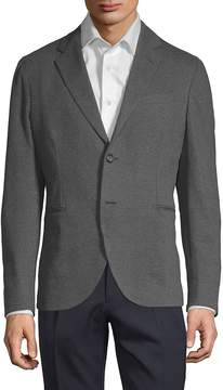 James Perse Men's Cotton-Blend Suit Jacket