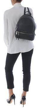 Michael Kors Small Rhea Backpack - NERO - STYLE