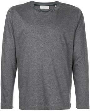 Cerruti contrast trim T-shirt