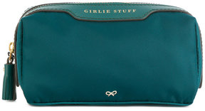Anya Hindmarch Girlie stuff make-up pouch