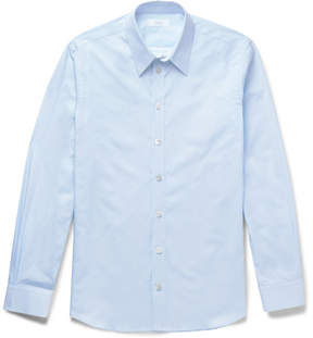 Joseph Moriston Striped Cotton-Poplin Shirt
