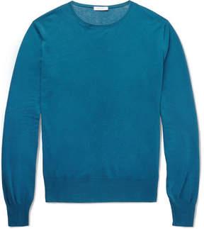 Boglioli Knitted Cotton Sweater