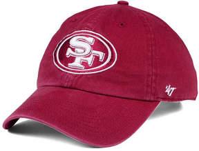 '47 San Francisco 49ers Cardinal Clean Up Cap