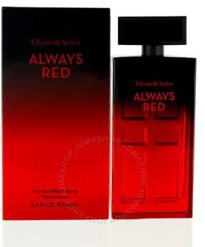Elizabeth Arden Always Red EDT Spray 3.3 oz (100 ml) (w)