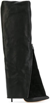 Casadei covered Blade boots