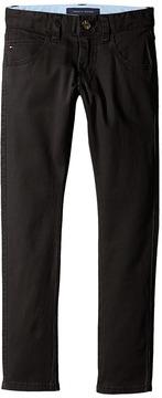 Tommy Hilfiger Kids - Five-Pocket Trent Pants Boy's Casual Pants